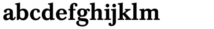 Baskerville Com Medium Font LOWERCASE