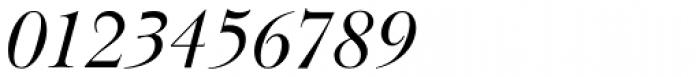 Baskerville Display PT Italic Font OTHER CHARS