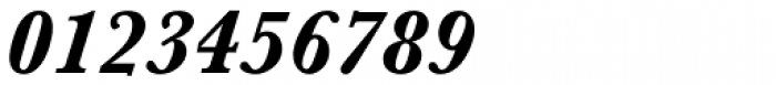 Baskerville No 2 Bold Italic Font OTHER CHARS