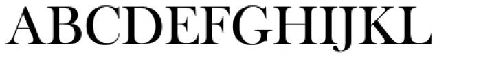 Baskerville Old Face EF Regular Font UPPERCASE