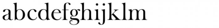 Baskerville Old Face KTKM Display Font LOWERCASE