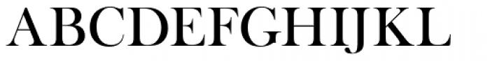 Baskerville Old Face Rounded Font UPPERCASE