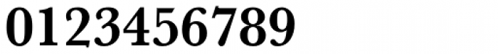 Baskerville Pro SemiBold Font OTHER CHARS