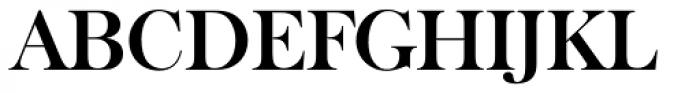 Baskerville Serial Bold Font UPPERCASE