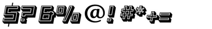 Basset RR Eight Regular Font OTHER CHARS