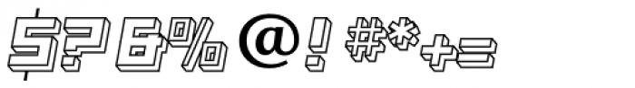 Basset RR Five Regular Font OTHER CHARS
