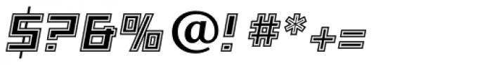 Basset RR Six Regular Font OTHER CHARS