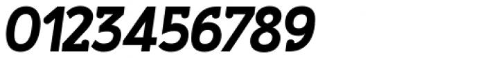 Bastonello Bold Oblique Font OTHER CHARS