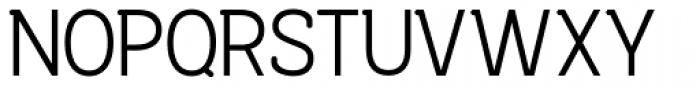 Bastonello Light Font UPPERCASE
