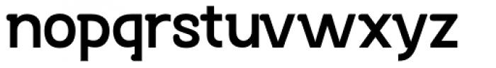 Bastonello Medium Font LOWERCASE