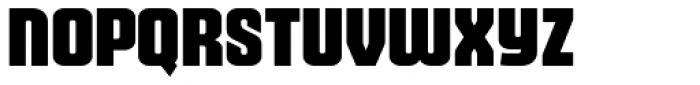 Bathysphere Font UPPERCASE