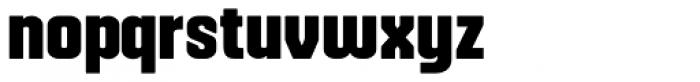 Bathysphere Font LOWERCASE