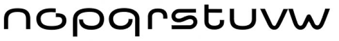 Batoswash Wide Font LOWERCASE
