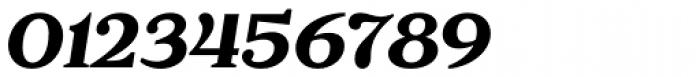 Battlefin Bold Italic Font OTHER CHARS