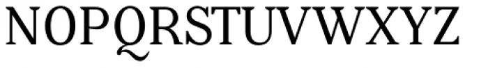 Battlefin Font UPPERCASE