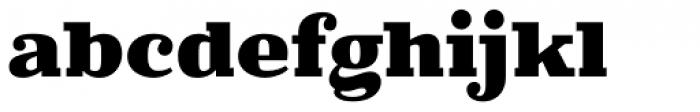 Battleslab Black Font LOWERCASE