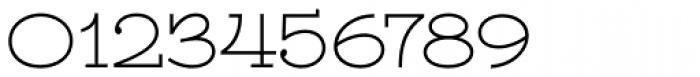Battleslab Light Font OTHER CHARS