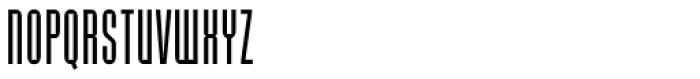 Baucher Gothic URW Normal Font UPPERCASE