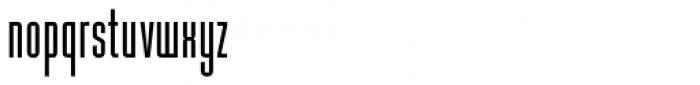 Baucher Gothic URW Normal Font LOWERCASE