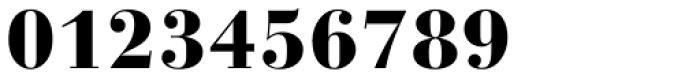 Bauer Bodoni Black Font OTHER CHARS