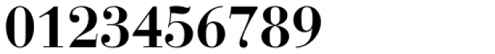 Bauer Bodoni Bold Font OTHER CHARS