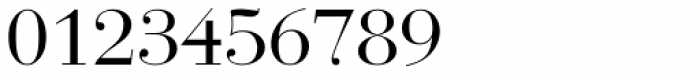 Bauer Bodoni EF Regular Font OTHER CHARS