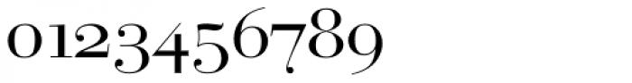 Bauer Bodoni SC D Regular Font OTHER CHARS