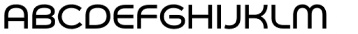 Bauhaus Bugler Medium Font UPPERCASE