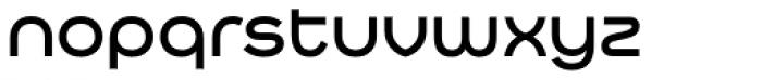 Bauhaus Bugler Medium Font LOWERCASE