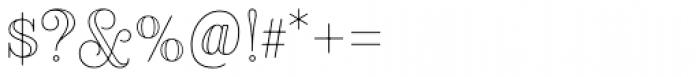 Bazaruto Iron Font OTHER CHARS