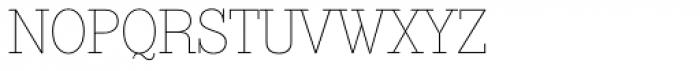 Bazaruto Text Monoline Font LOWERCASE