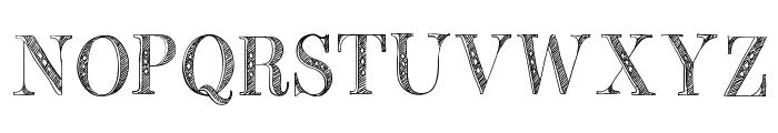 BB Petie Boy Medium Font LOWERCASE