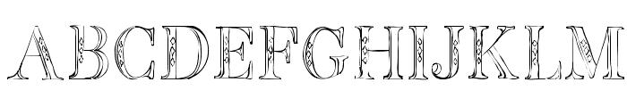 BB Petie Boy Font LOWERCASE