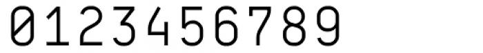 BB Roller Mono Pro Standard Semi Regular Font OTHER CHARS