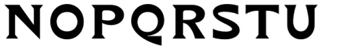 bb-book A Medium Font UPPERCASE