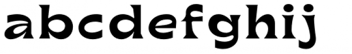 bb-book A Medium Font LOWERCASE