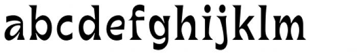 bb-book A Regular Font LOWERCASE