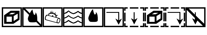 BCMELP EPD Symbols Font OTHER CHARS