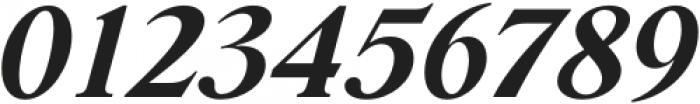BD Megalona Bold Italic otf (700) Font OTHER CHARS