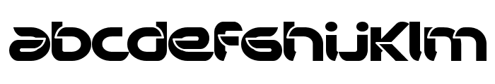 BD Bankwell Font UPPERCASE