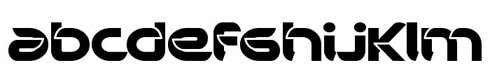 BDBankwell Font UPPERCASE