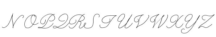 BDMarseille Font UPPERCASE