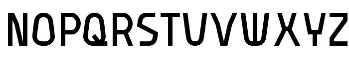 BDMeter Font UPPERCASE