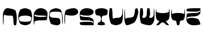 BDSpicyFruits-Brush Font LOWERCASE