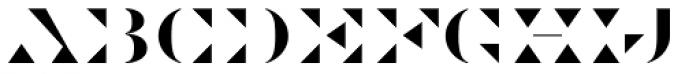 BD Bermuda Font LOWERCASE