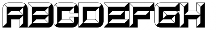 BD Emerald 1 Font LOWERCASE