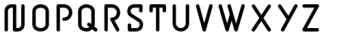 BD Jupiter Bold Font UPPERCASE