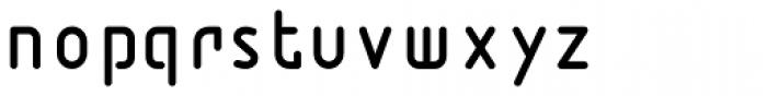 BD Jupiter Bold Font LOWERCASE
