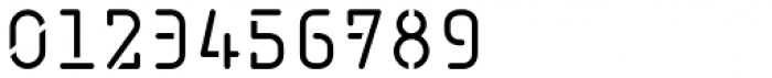 BD Jupiter Stencil Font OTHER CHARS