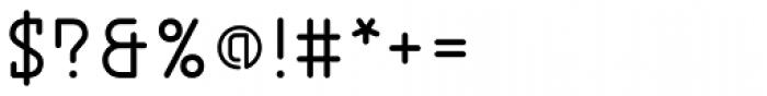 BD Jupiter Font OTHER CHARS